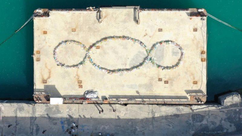 Forme nel verde ospita il terzo paradiso di Michelangelo Pistoletto a San Quirico d'Orcia