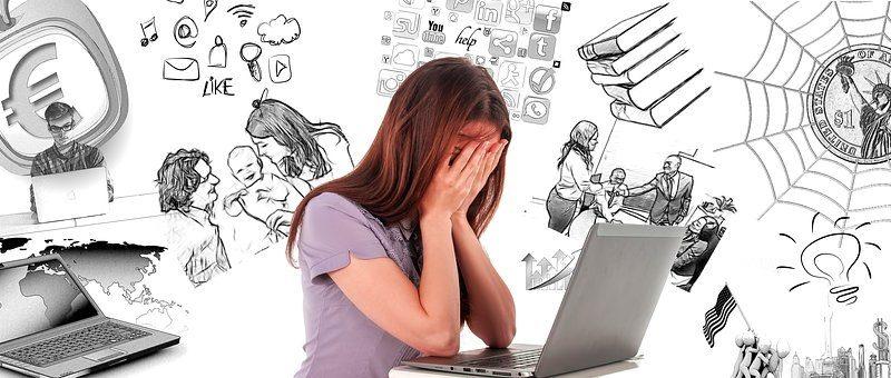 Burn out: quando il lavoro fa male