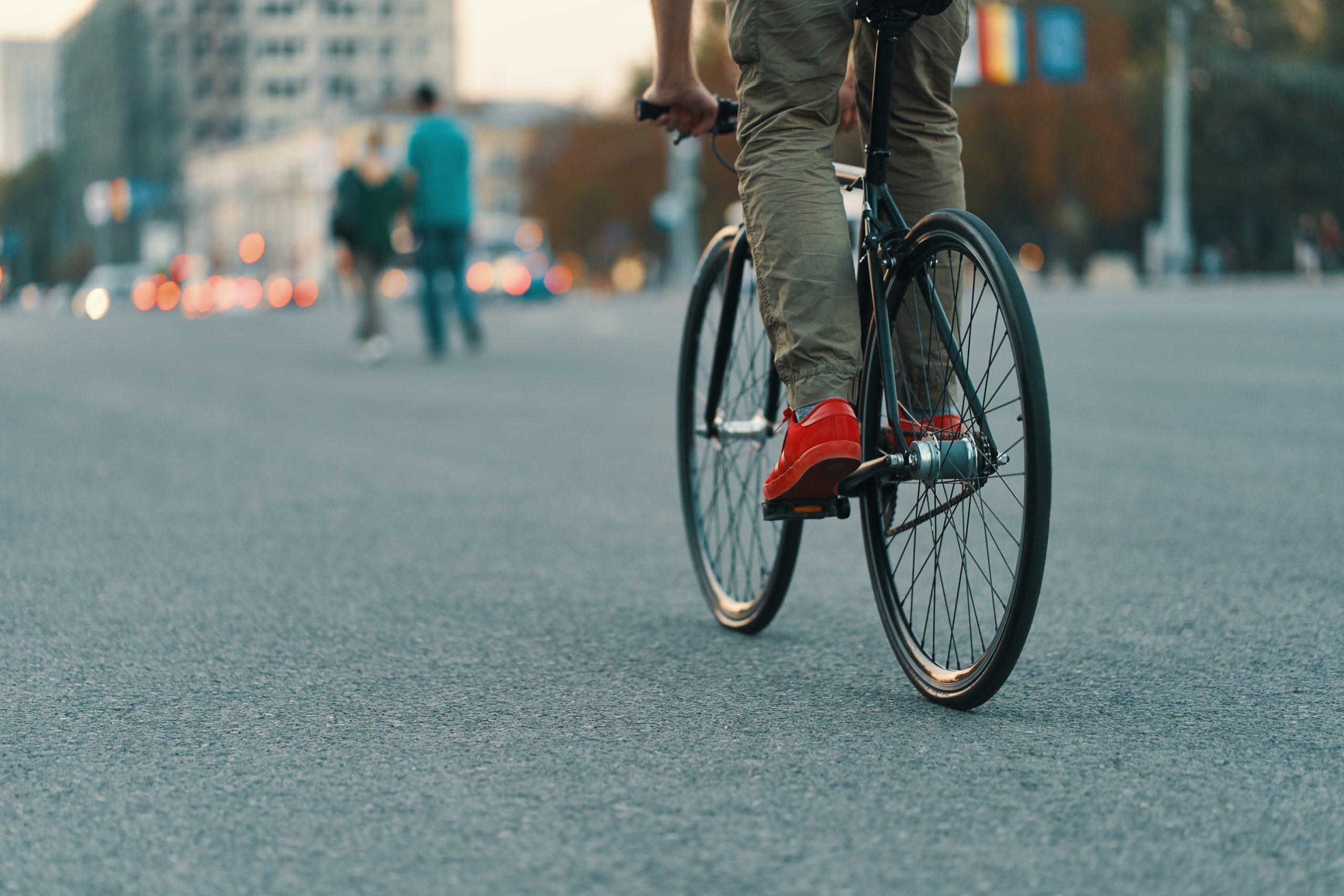 Al lavoro in bicicletta. L'azienda rimborsa il tragitto