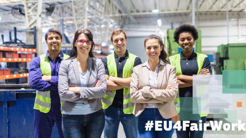 L'Europa dice basta al lavoro irregolare