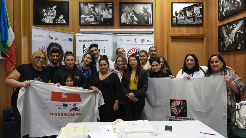 La voce delle donne rom
