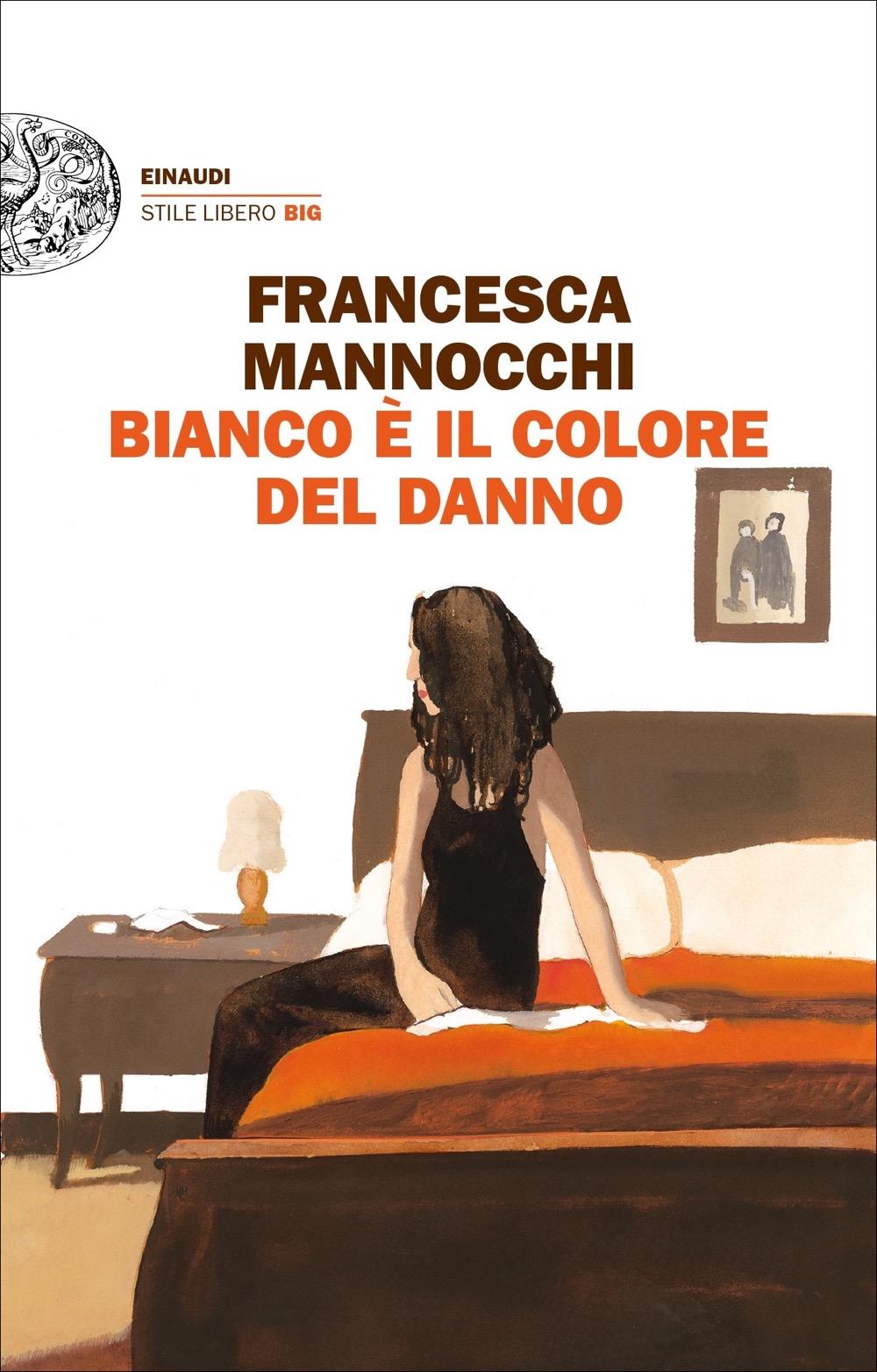 """""""Bianco è il colore del danno"""" di Francesca Mannocchi"""
