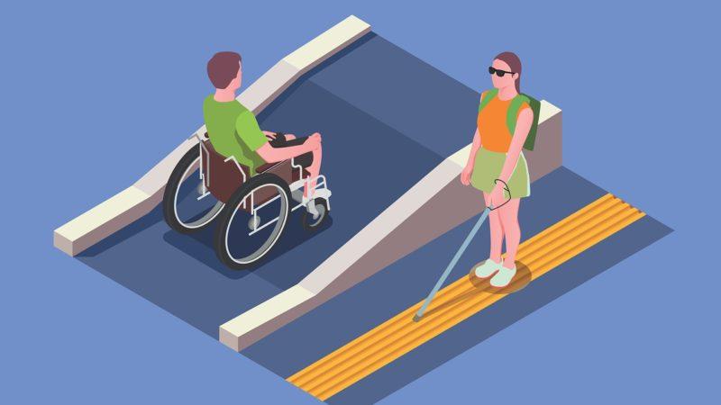 le Barriere architettoniche, è la cultura a rendere gli spazi accessibili