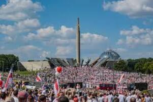 La Bielorussia sta vivendo il suo momento peggiore nel silenzio più totale