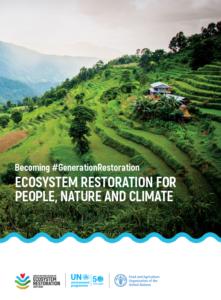 Salvi la terra chi può! Investire negli ecosistemi
